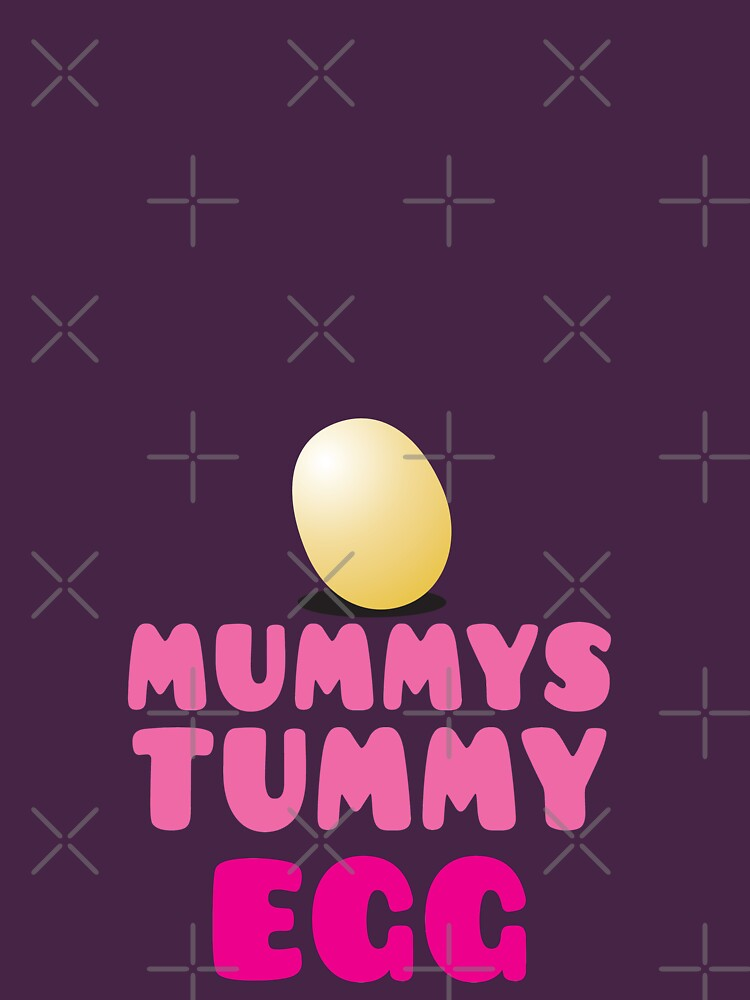 MUMMYS TUMMY EGG by jazzydevil