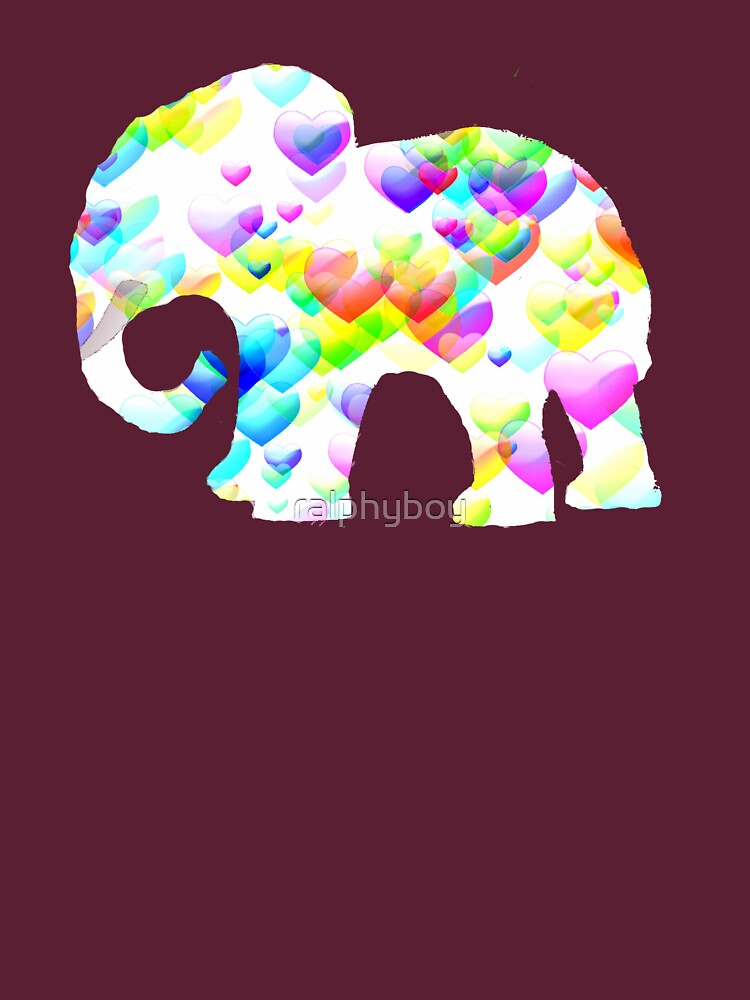 ELEPHANT OF LOVE by ralphyboy