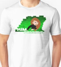 Kim Possible  Unisex T-Shirt