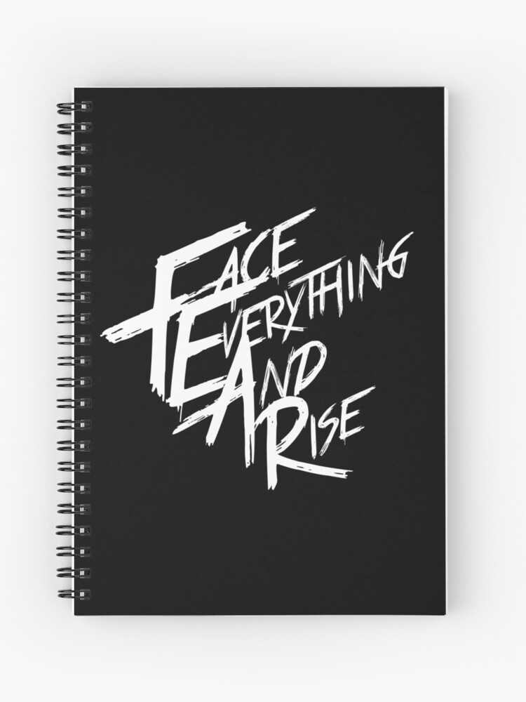 Music video papa roach face everything and rise gif find on gifer.