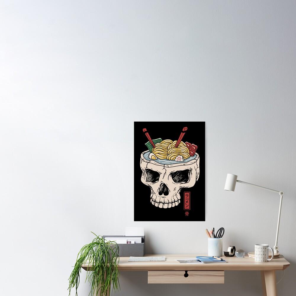 Ramen Brain Poster