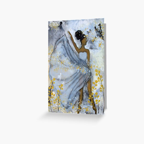 Grit and Grace Greeting Card