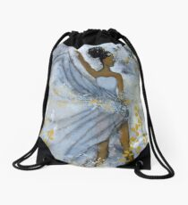 Grit and Grace Drawstring Bag