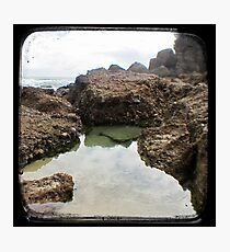 Rockpool - Through The Viewfinder (TTV) Photographic Print