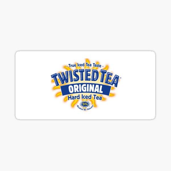 Twisted Tea Logo Sticker Sticker