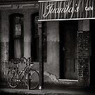 Juanita's Cafe by Christine Wilson