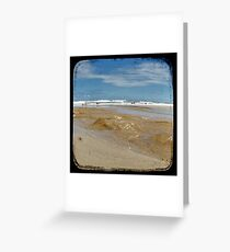 Freshwater - Through The Viewfinder (TTV) Greeting Card