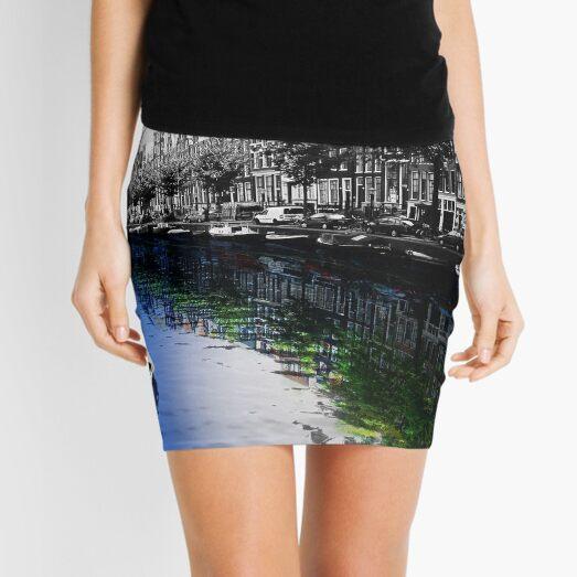 Amsterdam Colorsplash Mini Skirt