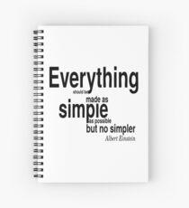 Cuaderno de espiral ALBERT EINSTEIN Pop Art