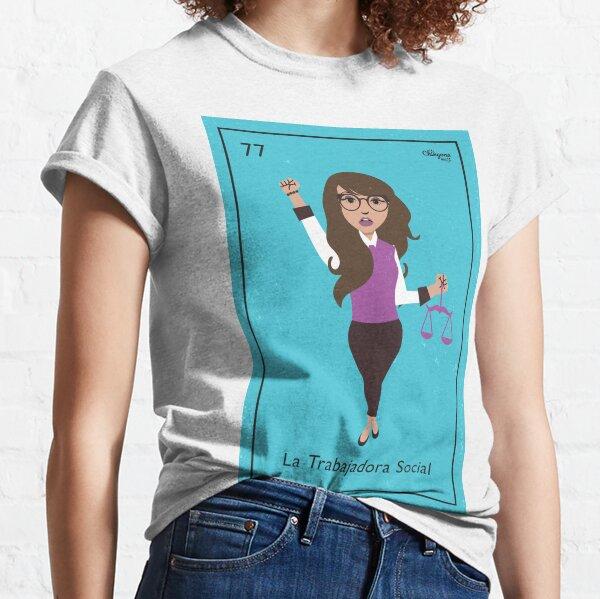 La Trabajadora Social Libra  Classic T-Shirt