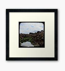 Rockpool - Through The Viewfinder (TTV) #2 Framed Print