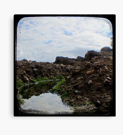 Rockpool - Through The Viewfinder (TTV) #2 Canvas Print