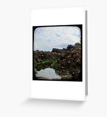 Rockpool - Through The Viewfinder (TTV) #2 Greeting Card