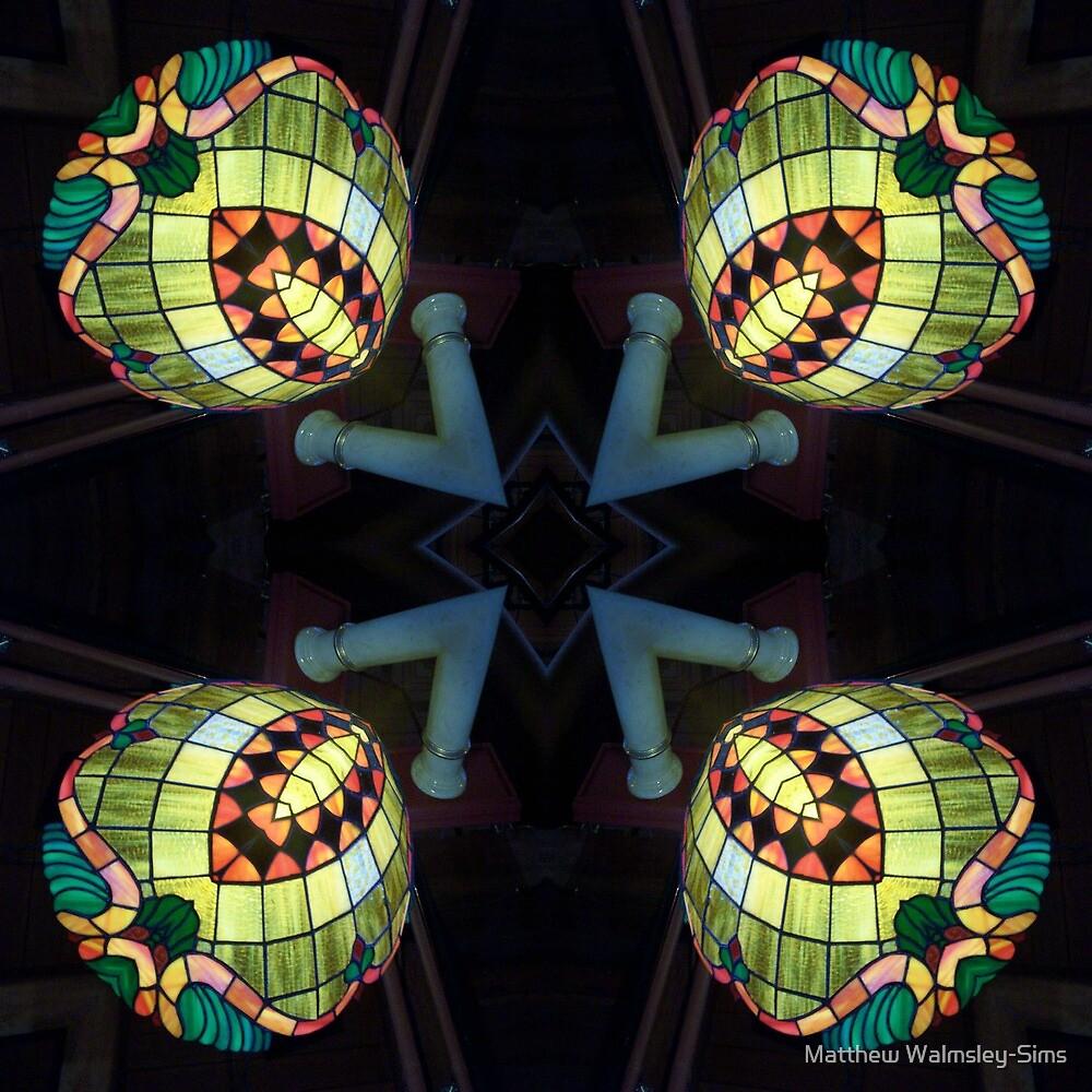 Orbes of Light by Matthew Walmsley-Sims