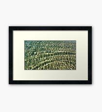Red Sea - Egypt Framed Print