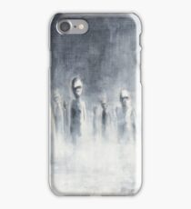 Last Night, Midnight iPhone Case/Skin