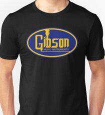 Gibson Music Instruments  Unisex T-Shirt