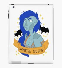 Vampire Queen! iPad Case/Skin