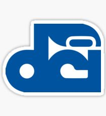 Pegatina Drum Corps International Logo DCI Logo