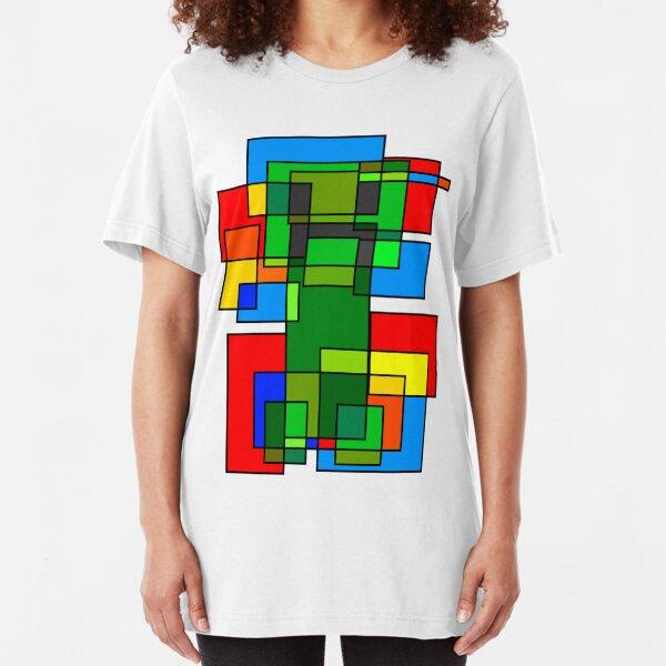 Neoplastic Creeper Slim Fit T-Shirt
