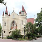 St. Joseph's Chapel-Mobile, Alabama by zpawpaw