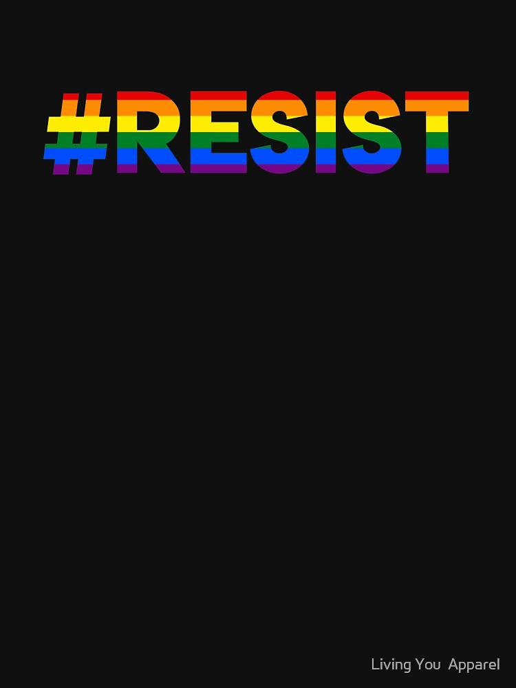 Gay Pride Resist by mikevdv2001