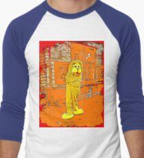 Hungry Lion 4 Men's Baseball ¾ T-Shirt