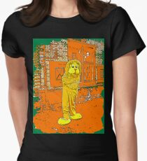I need a Lion  tonight 5 Womens Fitted T-Shirt