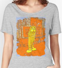 Lion 6 Women's Relaxed Fit T-Shirt