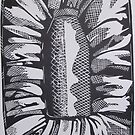 Lino Cut by Christopher Clark