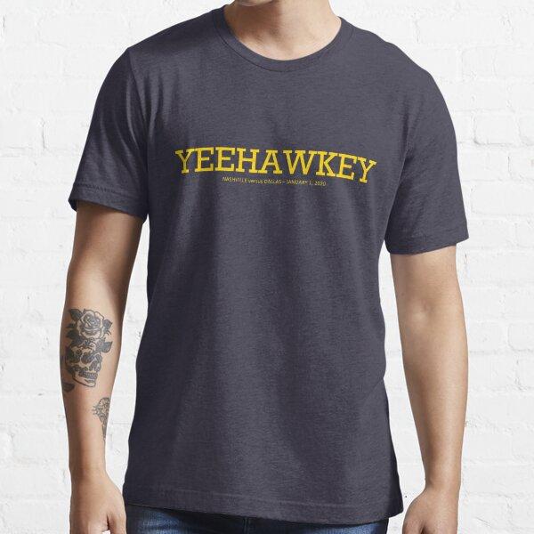 Yeehawkey - 2020 Winter Hockey Sticker Essential T-Shirt