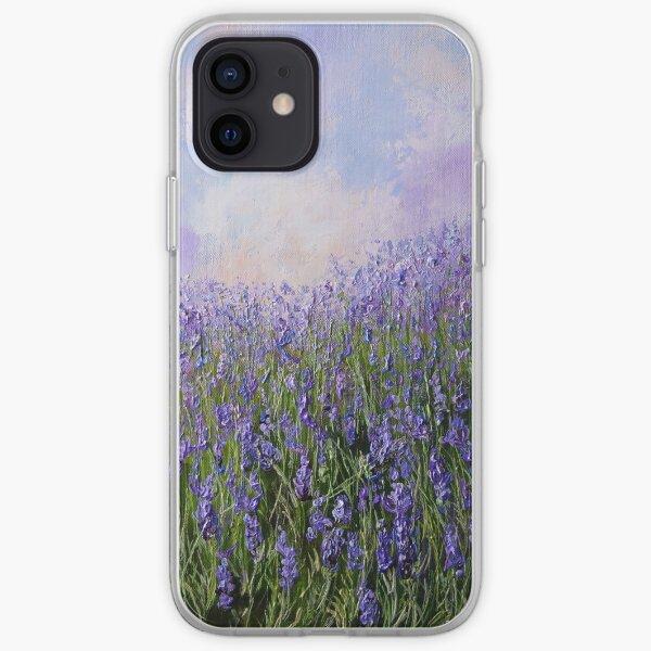 Lavender mist iPhone Soft Case