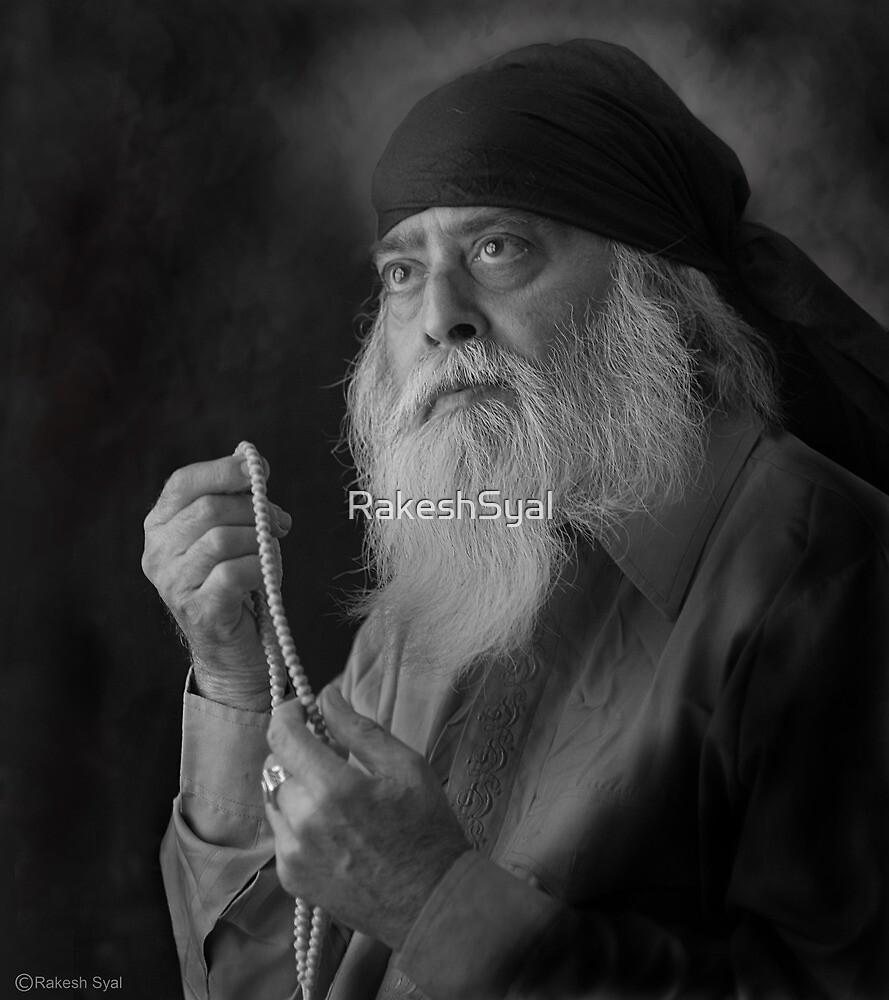 PRAYING SOUL by RakeshSyal