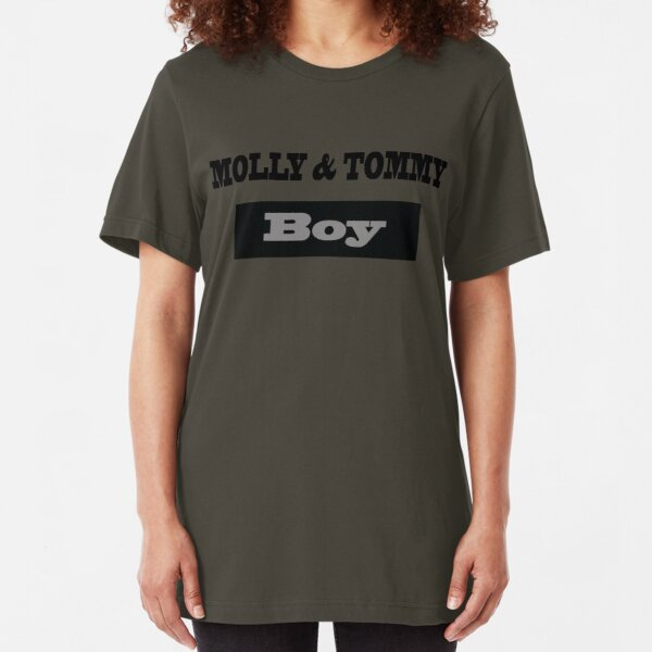 Molly and Tommy boy Slim Fit T-Shirt