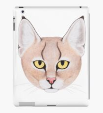 Jungle Cat iPad Case/Skin