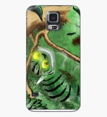 Cheshire Cat Case/Skin for Samsung Galaxy