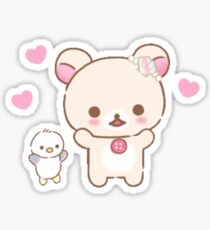 rilakkuma Sticker
