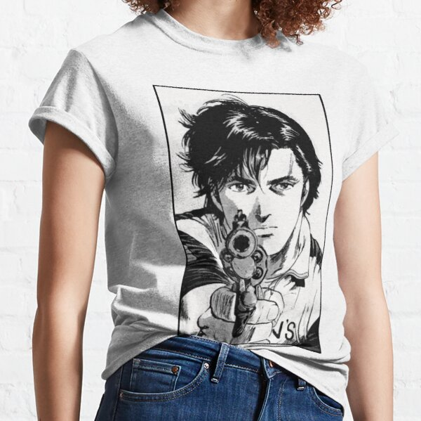 Nicky Larson T-shirt classique