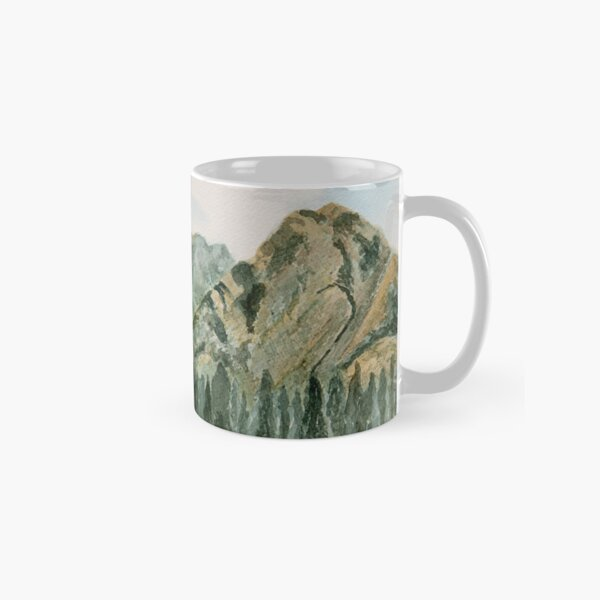 Mount Norquay, Alberta, Canada Classic Mug