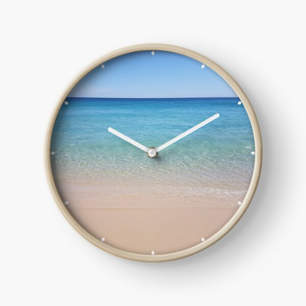 Love my beach Clock