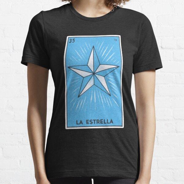La Estrella Loteria Mexican Bingo Star Card Essential T-Shirt