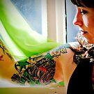 tattoo by Jen Wahl