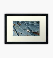 Red Sea Boat - Hurghada, Egypt Framed Print
