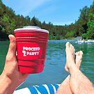 Summer Float by Dan Jesperson