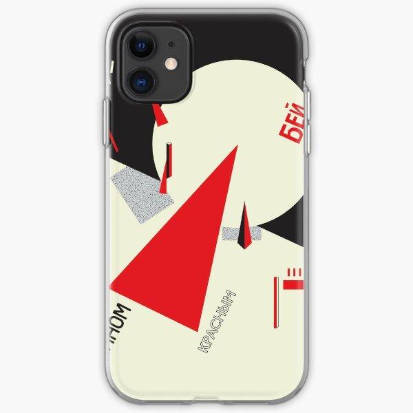 Constructivism#8 iPhone Soft Case