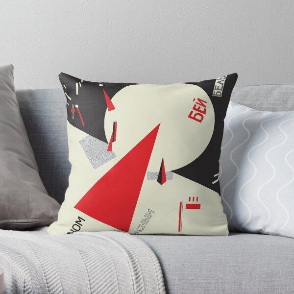 Constructivism#8 Throw Pillow