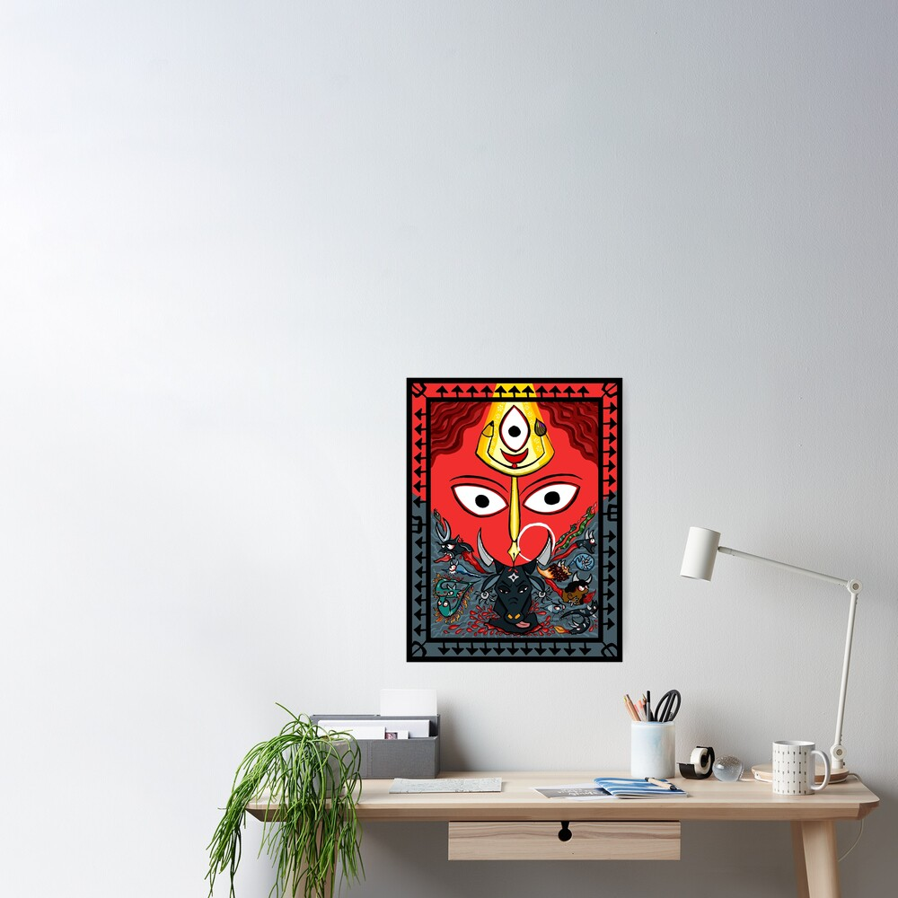 Devi Durga Poster