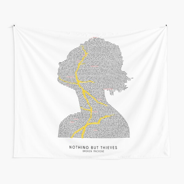 Nothing But Thieves Broken Machine Full Album Lyrics Tapestry