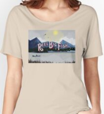 REEL BIG FISH Women's Relaxed Fit T-Shirt