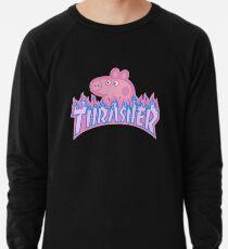 peppa pig Lightweight Sweatshirt